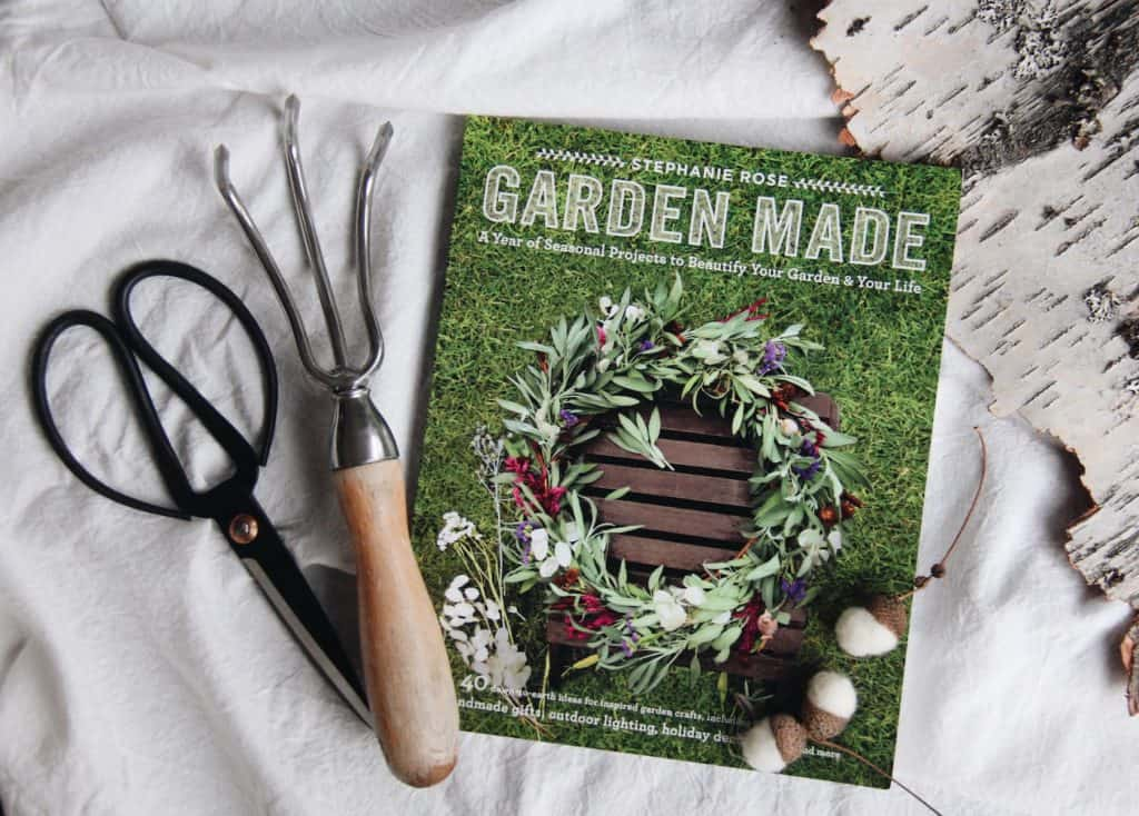 Garden Made Book | List of Gardening Books - The Best Ones! | from Home for the Harvest | www.homefortheharvest.com