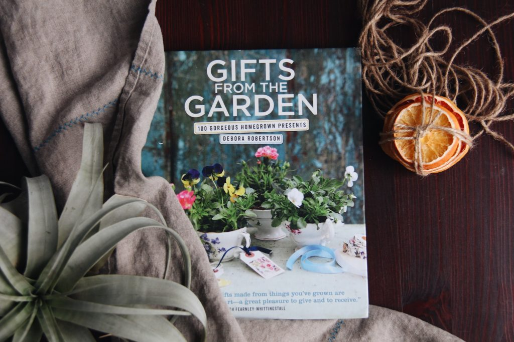 Gifts from the Garden Book | List of Gardening Books - The Best Ones! | from Home for the Harvest | www.homefortheharvest.com