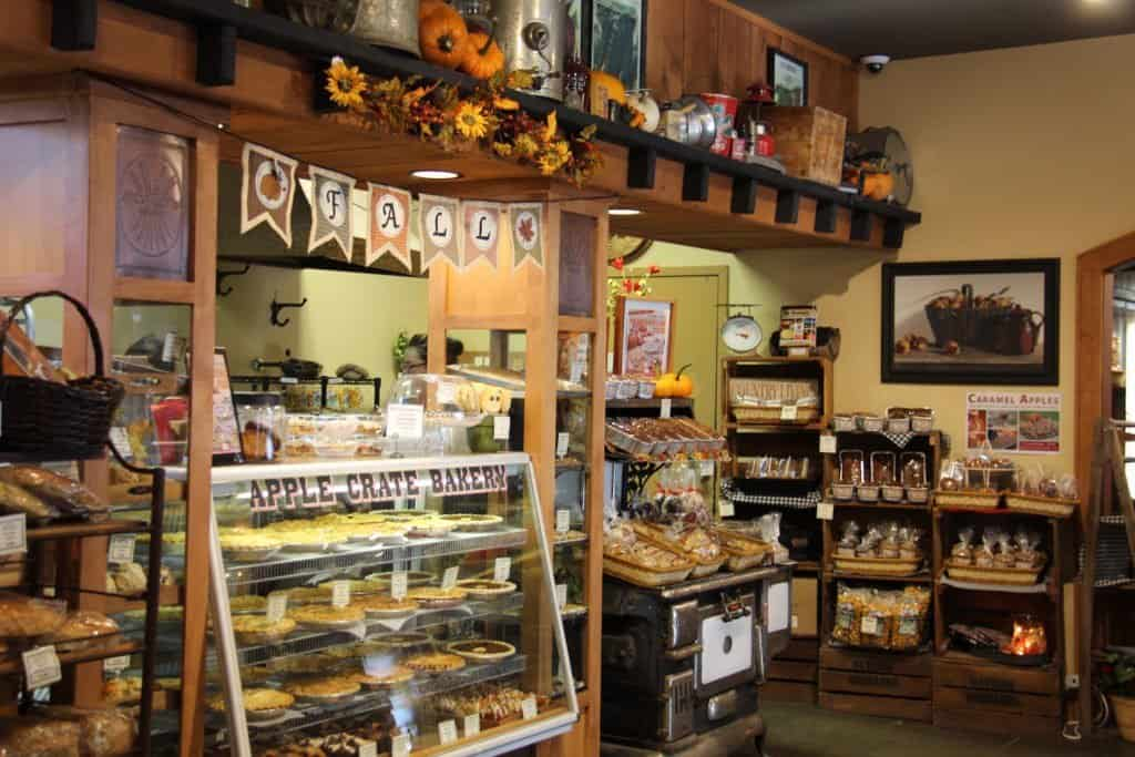 Apple Bakery at Davison Orchards | Home for the Harvest
