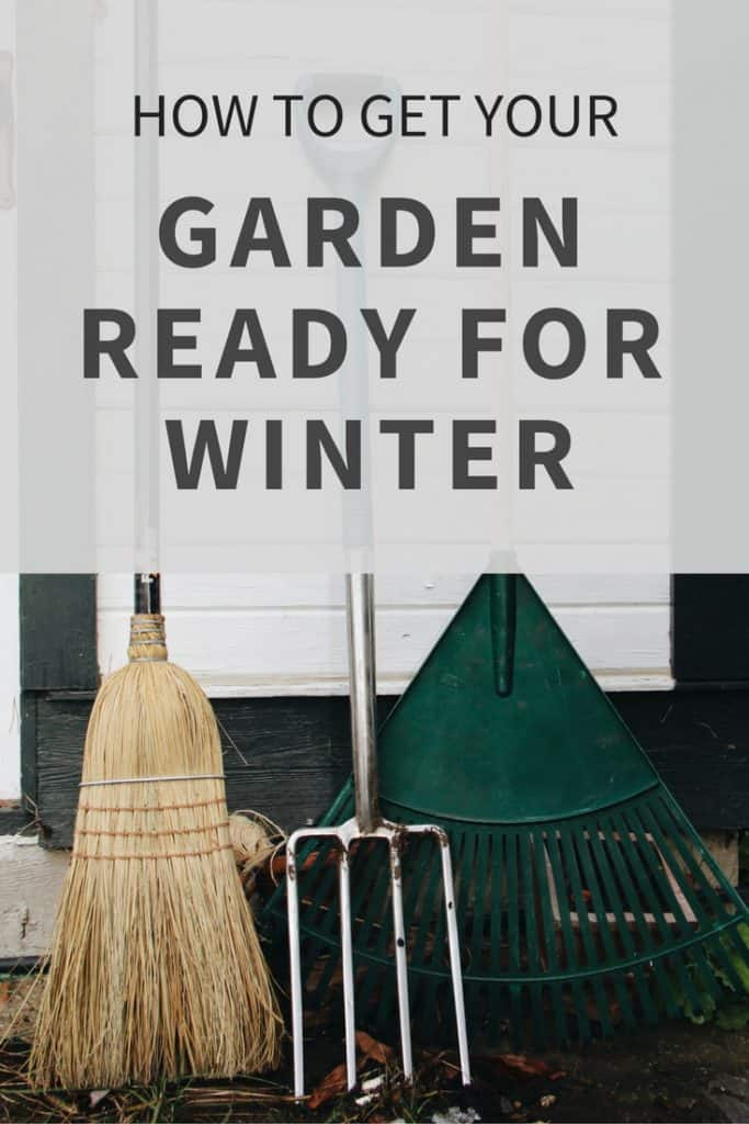 How to Get Your Garden Ready for Winter   Instructions for Every Area of Your Yard   Home for the Harvest   www.homefortheharvest.com