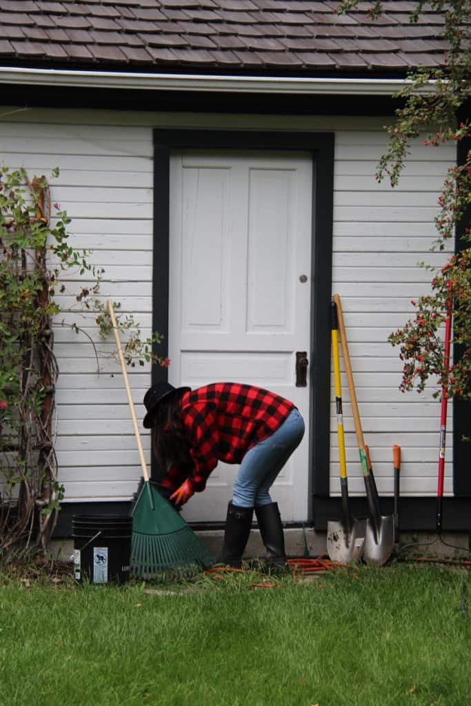 How to Start a Garden - Harvest Season Garden Clean-Up | Home for the Harvest