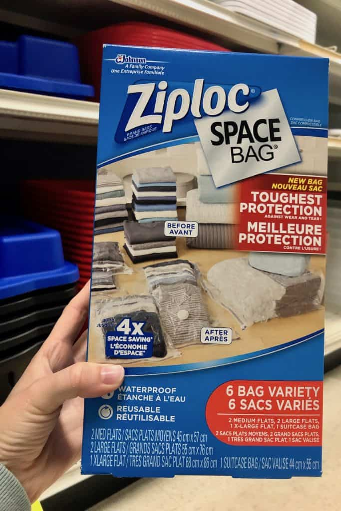 Storage Bags for Potting Soil