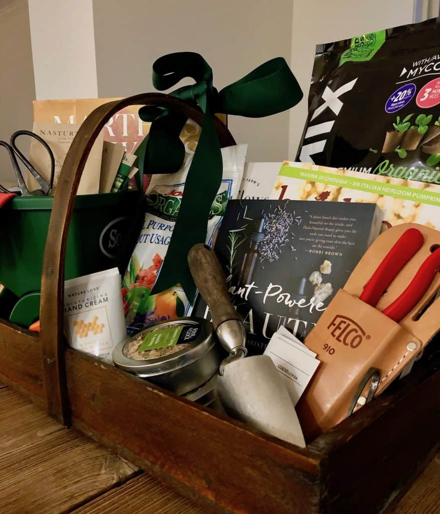 Gardening Basket - For Auction or Raffle