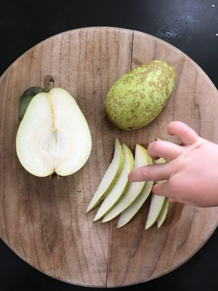 Ways to use up a giant harvest of pears