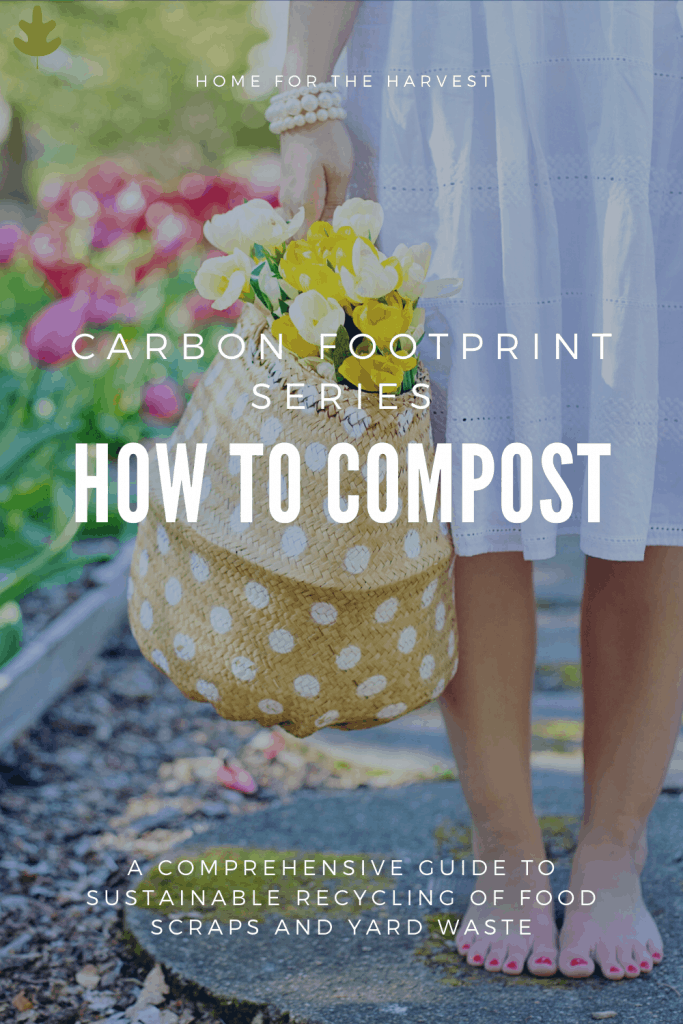 How to Compost Food Scraps and Yard Waste - Ultimate Guide