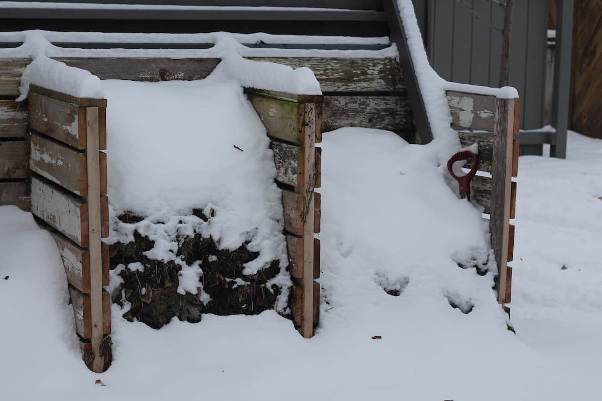 How to Compost in Winter Time
