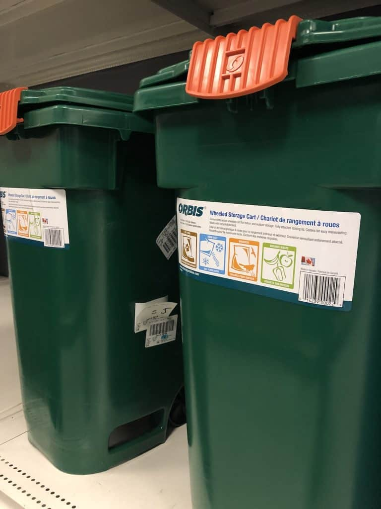 New Compost Bins for At-Home Composting