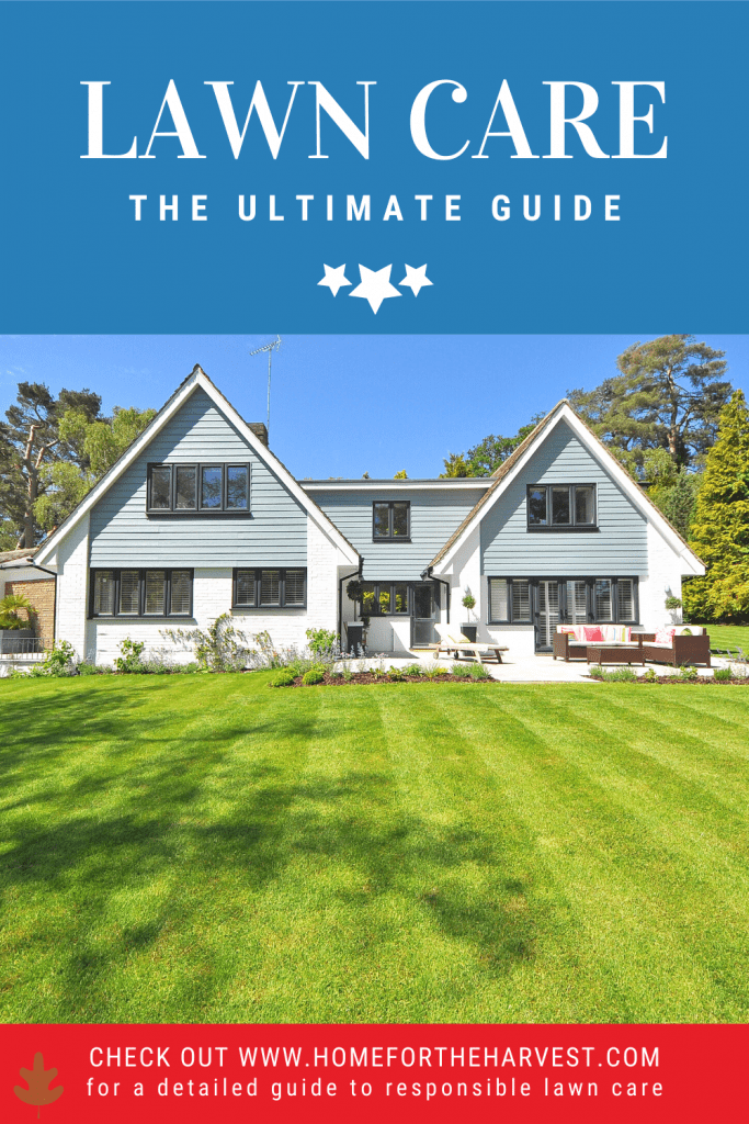 lawn care - the ultimate guide for home curb appeal