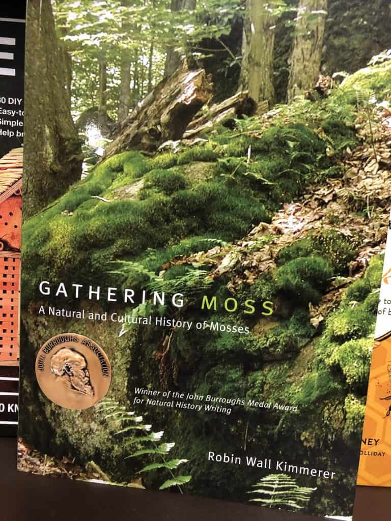 Book Cover for Gathering Moss