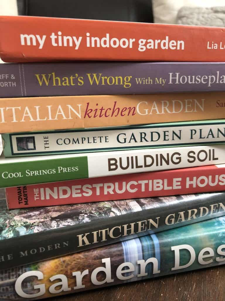 Best Garden Books - List of Top Choices