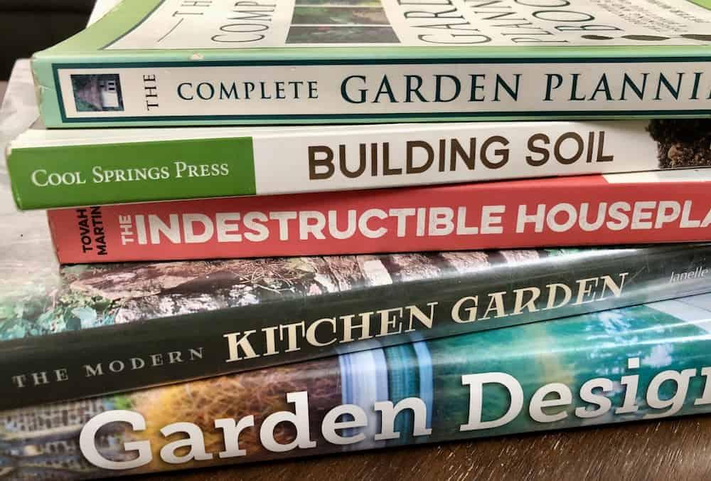 List of the Best Gardening Books