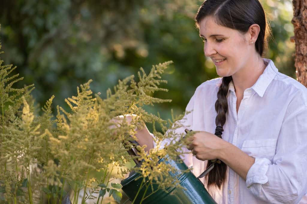 Mary Jane Duford - Gardening Author - Home for the Harvest