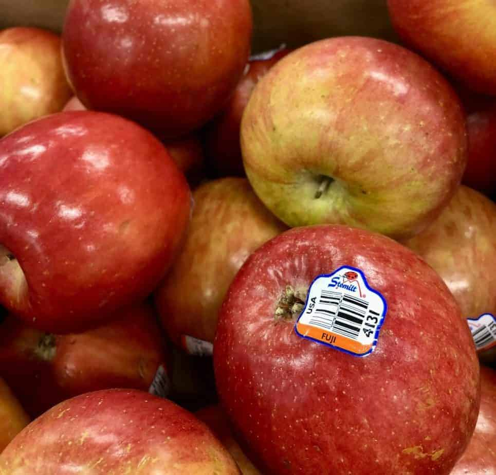 The Sweetest Apples - Fuji and Other Varieties
